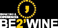 BE2WINE | logotipo